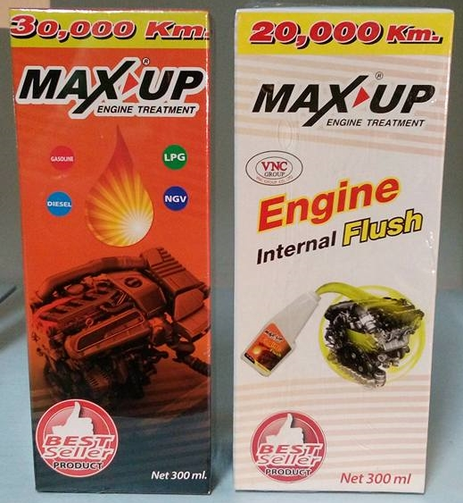 เปลี่ยนน้ำมันเครื่องทุกครั้ง อย่าลืม Max Up